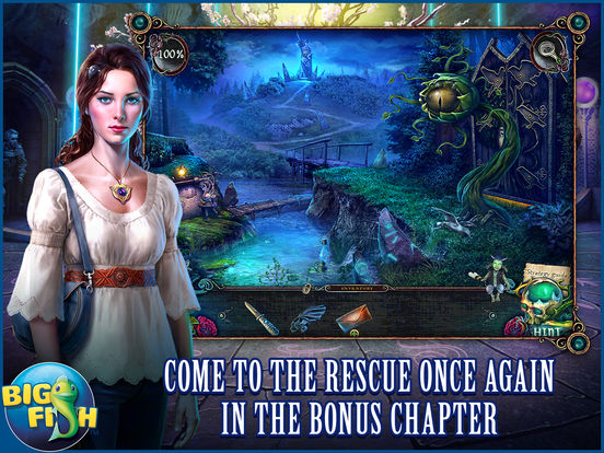 Witches' Legacy: Slumbering Darkness HD - A Hidden Object Mystery screenshot 4