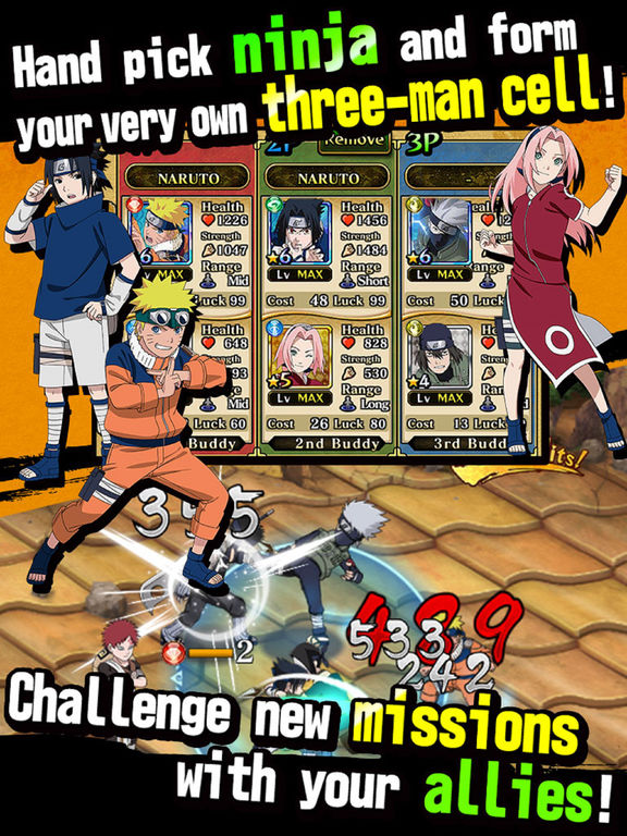 Ultimate Ninja Blazing screenshot 8