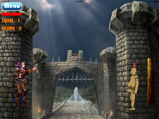 Bowman Large Arrow - Cool Arrow Game screenshot 9