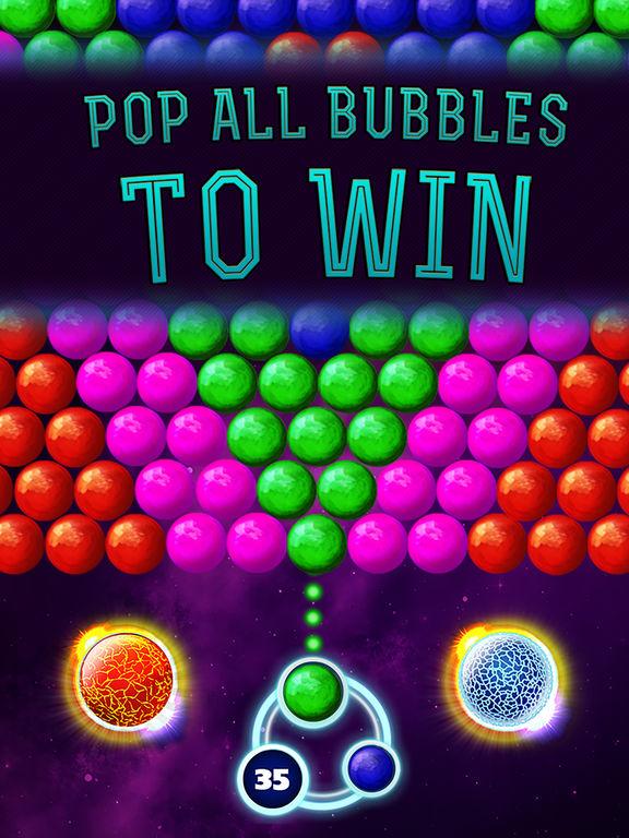 Bubble Sky Deluxe screenshot 6