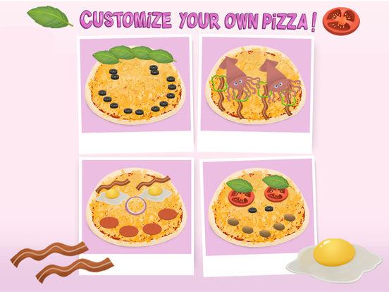 Baby Chef Sofia's Pizza Party - No Ads screenshot 8