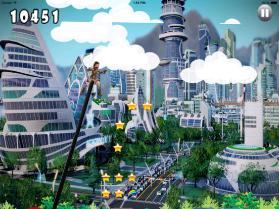 Cross Jump Pro - Awesome Insanely addictive Game screenshot 7