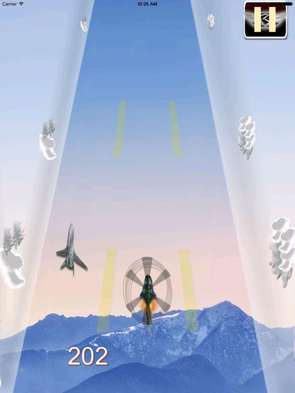 Chase Iron Flight - Adrenaline Driver Game screenshot 7