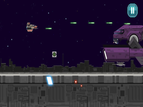 Action Star Fighter - Retro Space Shooter Game screenshot 9