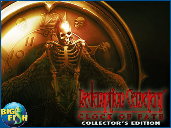 Redemption Cemetery: Clock of Fate - A Mystery Hidden Object Game (Full) screenshot 10