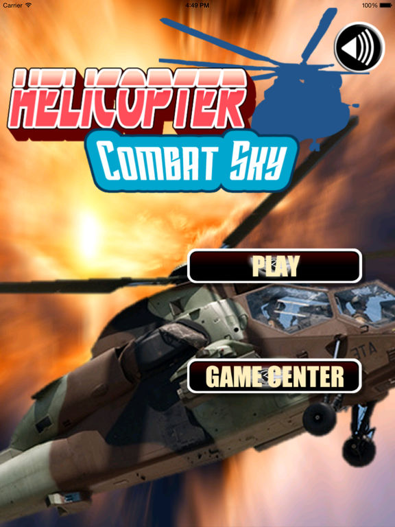 Helicopter Combat Sky - Addictive Wargame screenshot 6