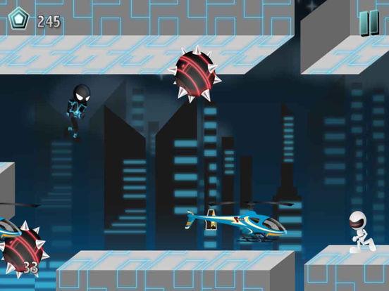 Absolute Stickman - Zero Gravity Edition screenshot 6