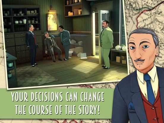 Agatha Christie - The ABC Murders (FULL) screenshot 10