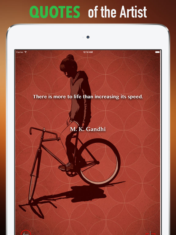 Bike Art Wallpapers HD: Quotes Backgrounds with Art Pictures screenshot 9