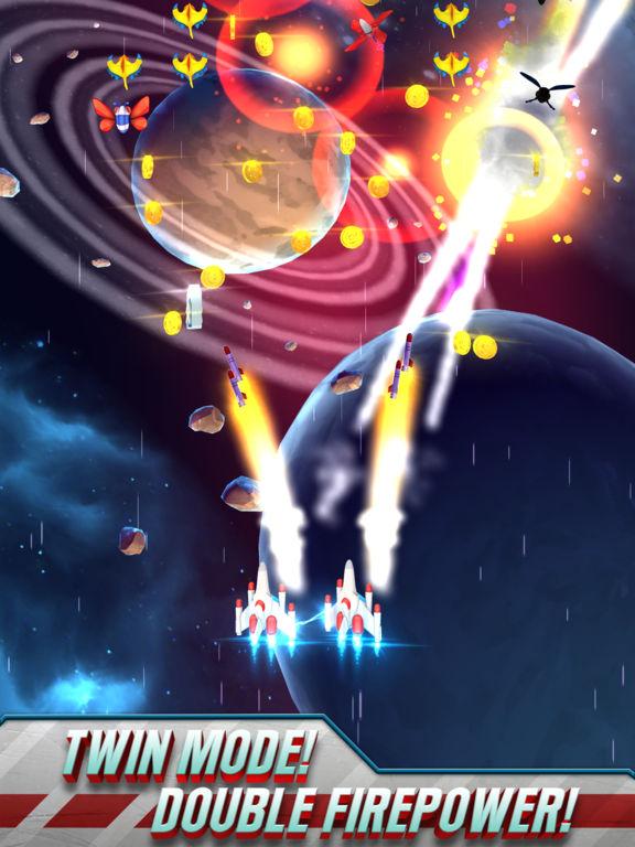 Galaga Wars screenshot 8