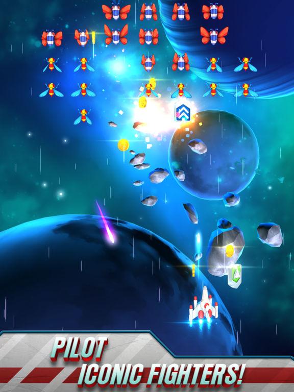 Galaga Wars screenshot 6