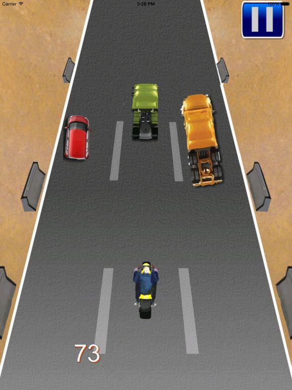 Furious Racing Bike screenshot 7