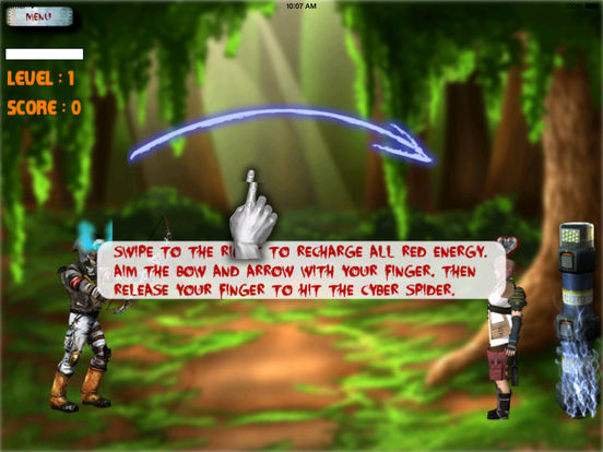 Amazing Snake Ninja Pro - Bow and Arrow Game screenshot 9