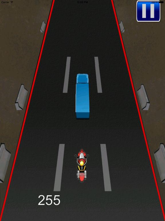 Motorcycle Bike Run Pro - Highway Racing screenshot 9