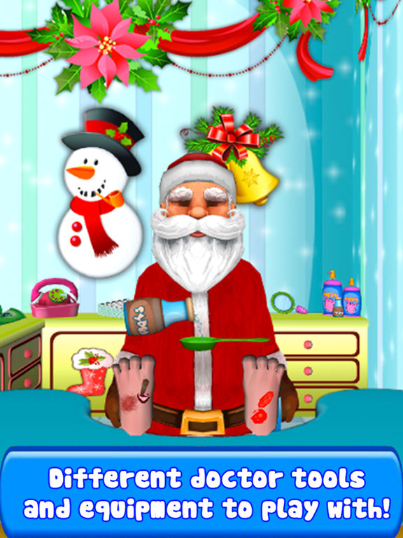 Talking Santa Claus For Kids screenshot 8