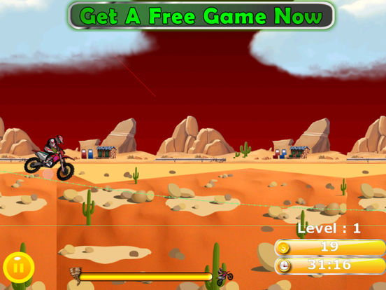 Crazy Extreme Motocross Pro - Biker Racing screenshot 7