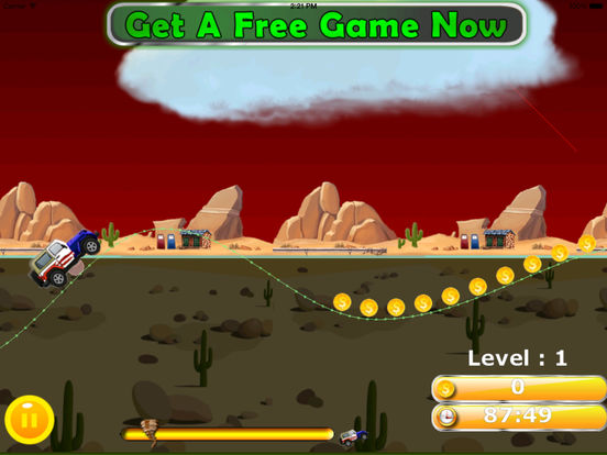 Offroad Extreme Hill Racing - Car Legends screenshot 7