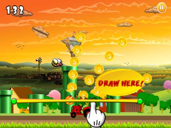 Best Flying Bird Pro screenshot 8