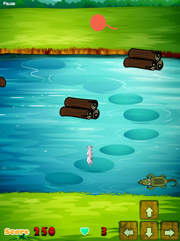 Free Cat Game Cat Crossing screenshot 6