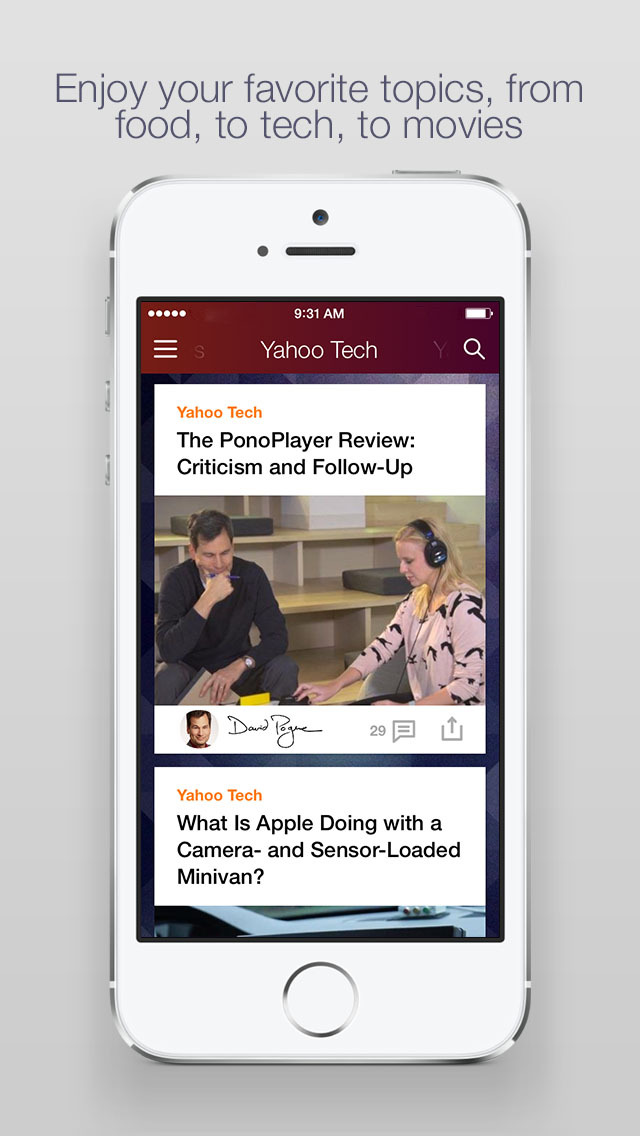 Yahoo News: Live Breaking News screenshot 4