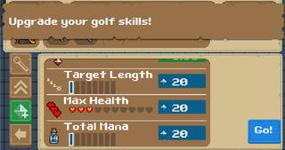 Wizard Golf RPG screenshot 4