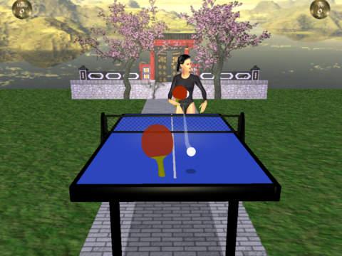 Zen Table Tennis screenshot #2