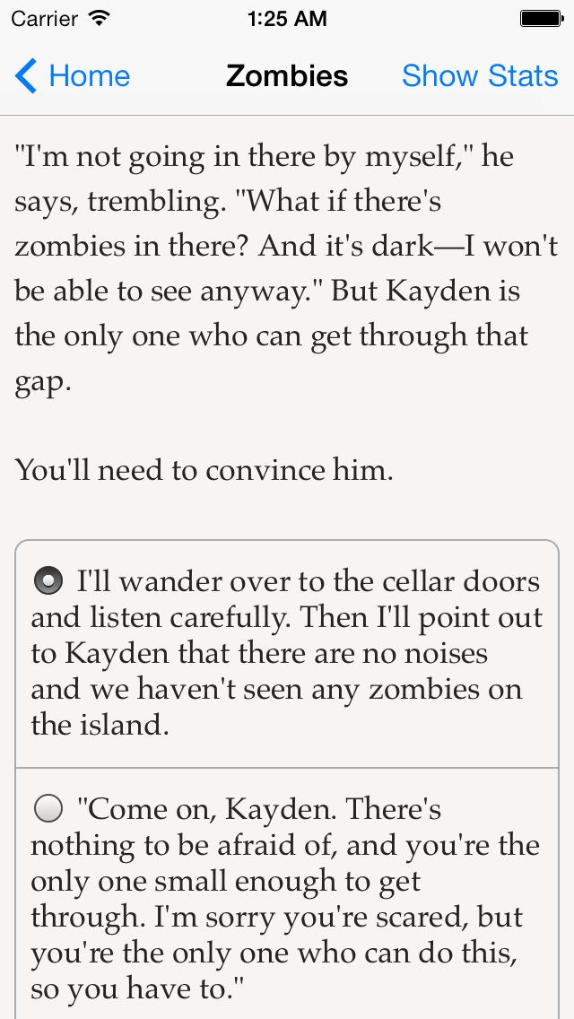 Choice of Zombies screenshot 4