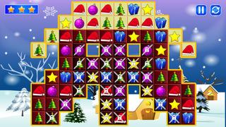 Christmas Match Boom - Holiday Season Puzzle Game with Santa Claus screenshot 1