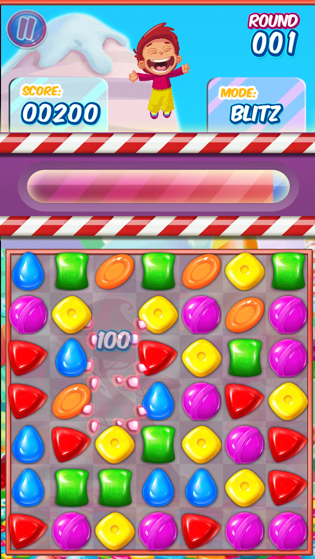 Soda Crush screenshot 1
