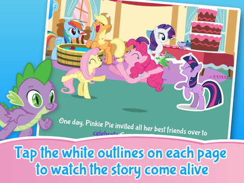 My Little Pony Party of One screenshot #3