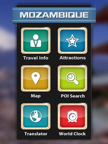 Mozambique Essential Travel Guide screenshot 7