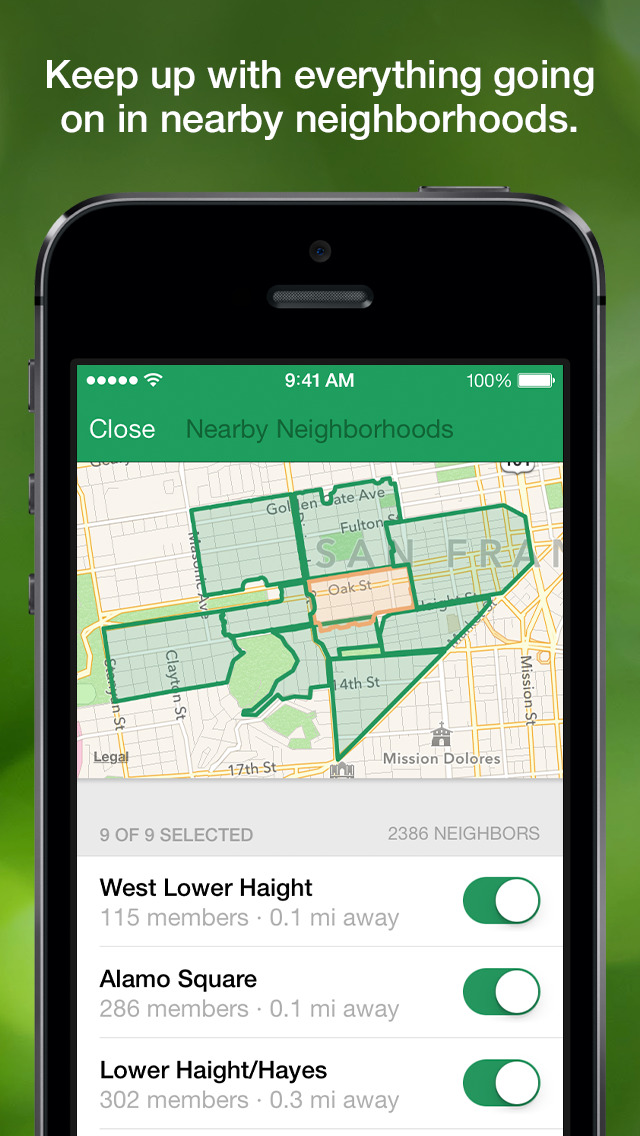 Nextdoor: Local Neighborhood screenshot 5