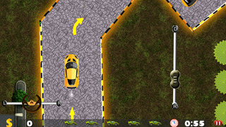 Awesome Racing Car Parking Mania Pro - play cool virtual driving game screenshot 1