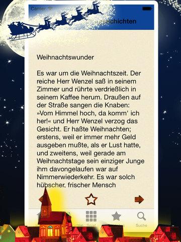 Weihnachtsgeschichten - Heimelige Weihnachtsmärchen & Geschichten zum Advent screenshot 7