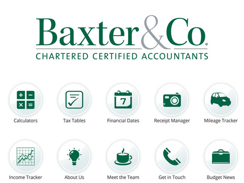 Baxter & Co - Accountants screenshot #2