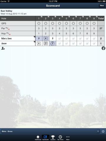 Sun Valley Golf Course screenshot 9