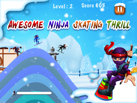 Ninjas Race screenshot 6