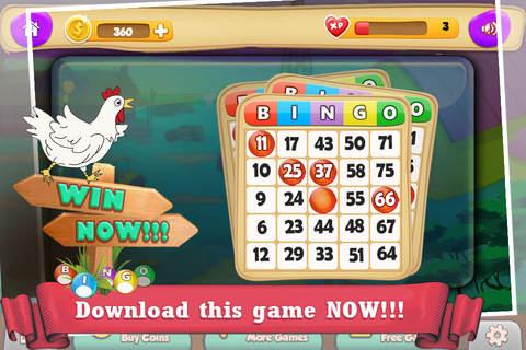 Happy Farm Bingo Free - Country Days Casino for ba - náhled