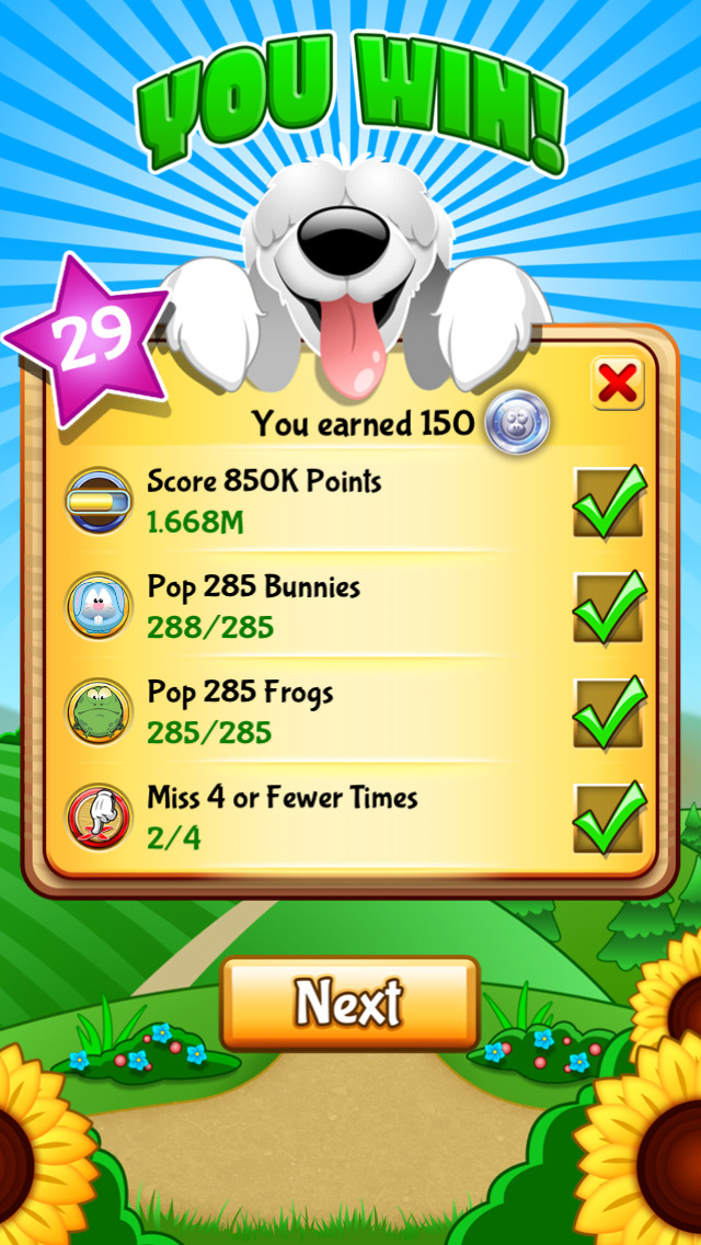 Pop Farm™ - Super New, Addictive Puzzle Game for the Whole Family screenshot 5