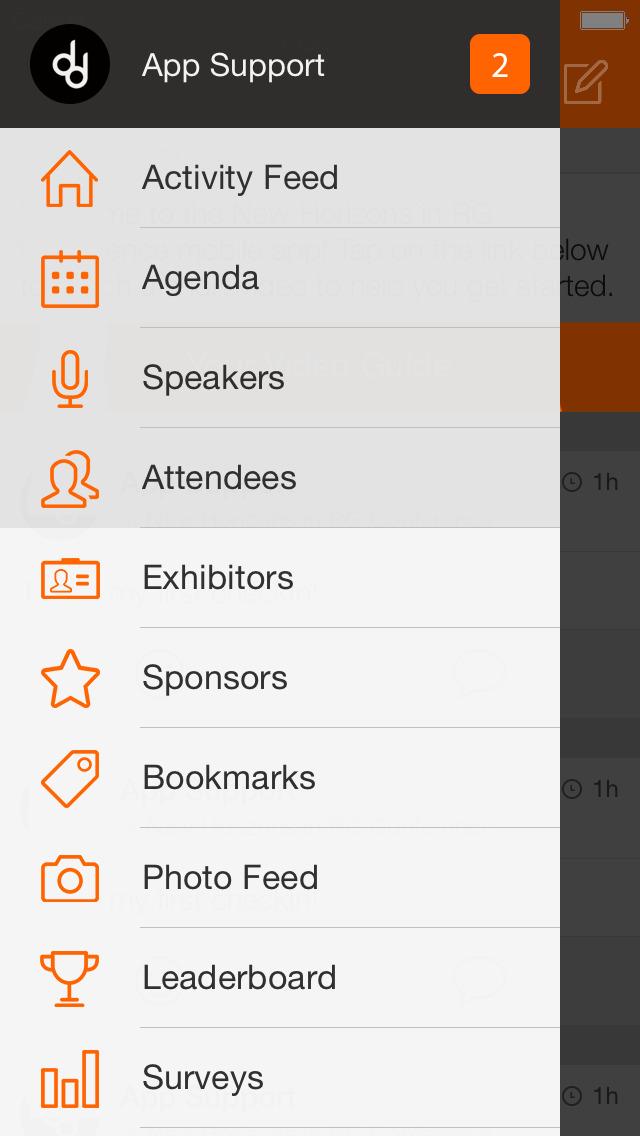 mobile ICS assistant screenshot 1