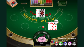My BlackJack screenshot 1