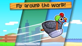 Chicken Toss - Chickens on the Run screenshot #4