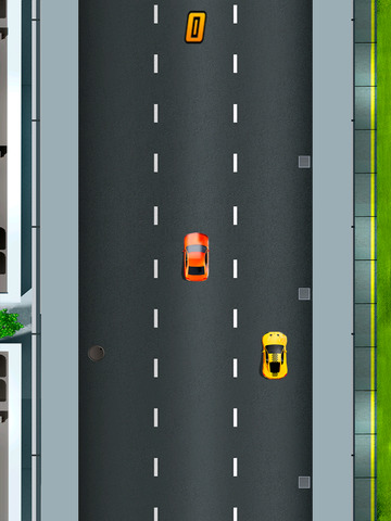 Real Taxi vs Traffic Racing screenshot 3