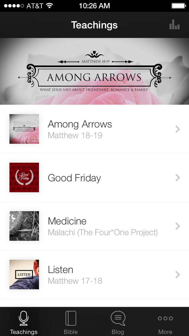 Calvary Campus Church screenshot 1