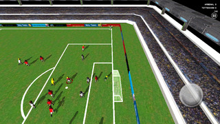 England League Soccer screenshot 4
