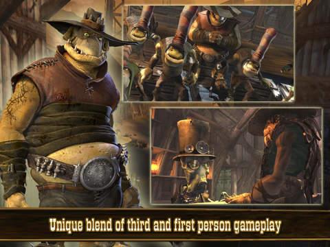 Oddworld: Stranger's Wrath screenshot 7