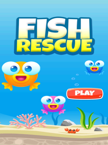 A Fish Rescue Game: Match 3 or More Puzzle - FREE Edition screenshot 10