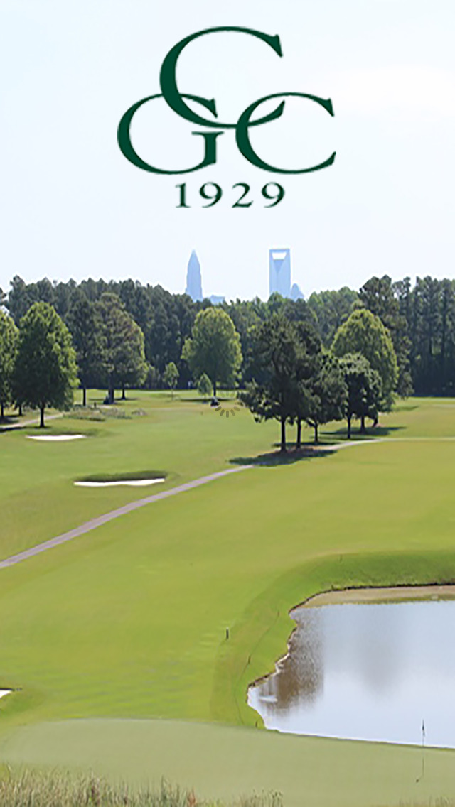 Carolina Golf Club Charlotte screenshot 1