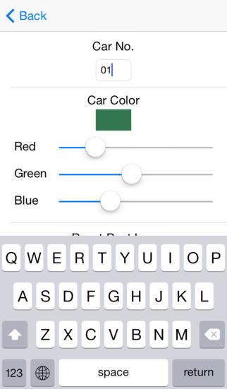 Robo Lap FREE for Multi Cars screenshot 2