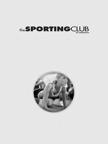 The Sporting Club at Continuum screenshot #1